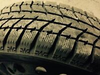 Rims with tires size 15/65/185