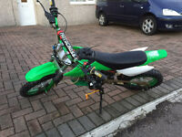2015 125cc Pro Pitbike Pit bike Dirt bike Very Clean Mint Fast!!
