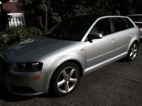 2007 Audi A3 3.2 s-line Quattro! Lady drive # only 58,000kms!
