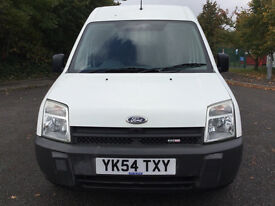 Ford Transit Connect T230 LWB 2004 *** 49000 miles from new *** low & genuine