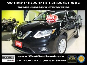 2014 Nissan Rogue SV AWD | PANORAMIC ROOF | NO ACCIDENTS |