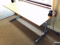 iKea large office table or desk workstation