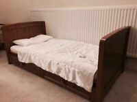Silver cross devonshire toddler bed