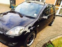 Ford Fiesta Zetec Blue LTD Edition (not Corsa, Polo, Clio, C1 or Yaris) *Price Drop*