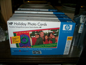 Paper/Envelopes to Print Personalized Christmas Cards on inkjet