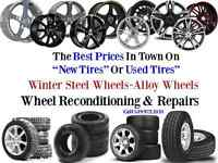 **BUY 4 NEW TIRES** GET A FREE OIL CHANGE **MOST CARS**