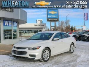2017 Chevrolet Malibu LT *HEATED LEATHER-REMOTE START*