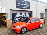 BMW 120D se 2004 PX TO CLEAR!