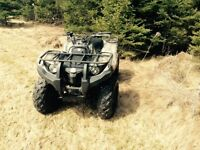 Low miles yamaha 4x4