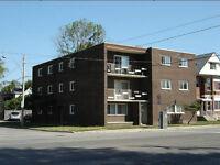 2 Bedroom Apartment: 1382 University Avenue West