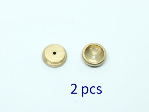 2 pcs copper made Battery Adapter for Film Camera Exposure Meter MR-9 PX625 PX13