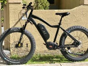 FAT Electric Bike - Made in Australia E.Bike