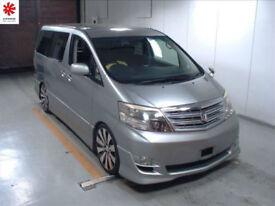 2007 (07) TOYOTA ALPHARD MS Premium Selection 3.0 V6 VVTi Automatic 8 Seater MPV