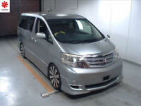 2007 (07) TOYOTA ALPHARD MS Premium Selection 3.0 V6 VVTi Automatic 8 Seater MPV
