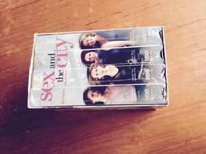Sex in the city vhs season 2