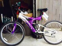 Brand New Girls 24 Inch Mountain Bike