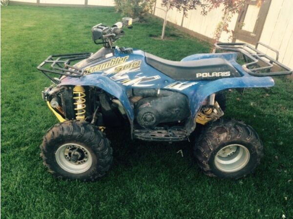 Used 2003 Polaris SCRAMBLER 500