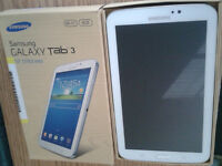 Samsung Galaxy Tab 3 with accessories (PRICE NEGOTIABLE)
