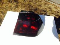 BMW 323i smoke taillight