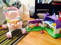 Great lot of toys!!!