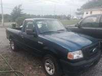 2009 Ford Ranger 4cyl 5 Spd Sell Trade