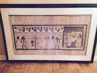 Cadre Egyptien