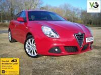 Alfa Romeo Giulietta 2.0 JTDM-2 140 Bhp Lusso