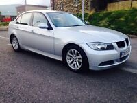 BMW 3 SERIES 2.0 320d M Sport Spec 4dr Diesel 12 Month MOT 163 bhp Leather Pack Swap P.x Welcome