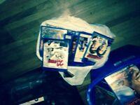 Blu Ray & DVDs