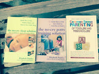 Parenting books for toddlers and pre-schoolers