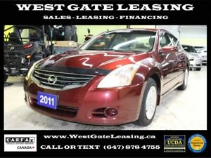 2011 Nissan Altima | AUTOMATIC | CERTIFIED | 2 YEAR WARRANTY |