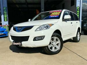 2013 Great Wall X240 CC6461KY MY12 White 5 Speed Manual Wagon