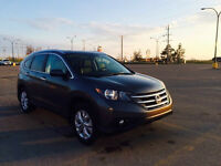 2014 HONDA CRV - FULLY LOADED