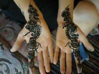 EID Henna tattoo/mehndi/bridal/henna candle