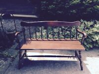 Maple Bench Walkerton Furniture Co. &85