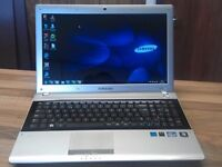 Samsung intel core i3 Laptop ...4 ram , 500 hdd, webcam and hdmi,,