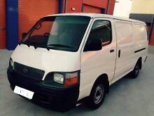 Automatic Toyota Hiace (2003) VAN for hire Chatswood Willoughby Area Preview