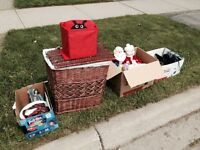 Free stuff at the curb - first come first serve