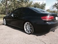 2010 BMW 3-Series MSport Coupe (2 door)