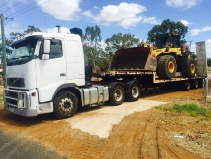 Machinery Transport Sydney + NSW / ACT