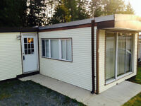 Renovated Mobile Home in Cedar