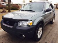 2005 ford escape HYBRID must sell