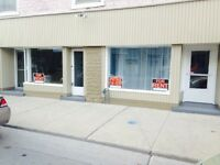 ** 2 Large Commercial Spaces For Rent** $795 For Both Units