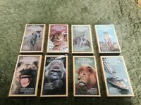 National Geographic video VHS