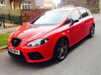 2007 Seat Leon FR 210 BHP Red Head Turner Swap Px welcome