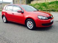 2011 Volkswagen Golf 1.6 TDI S 5dr 12 Months MOT Immaculate condition swap p.x welcome