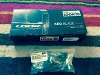 Look Keo carbon pedals