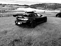 2006 Mazda RX-8 Coupe WILL TRADE FOR JEEP OR TRUCK
