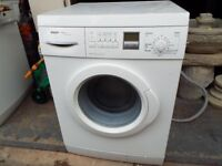 7kg bosch washing machine very reliable in nice condition ...free local delivery