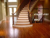 CARPET LAMINATE HARDWOOD INSTALLATION